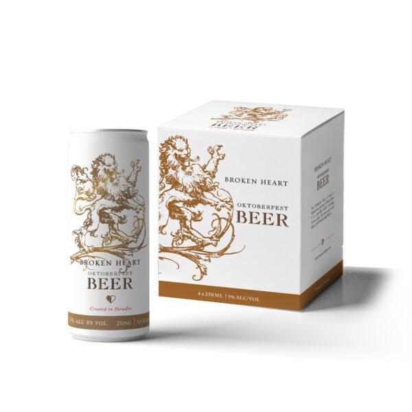 16 July 2021, New Broken Heart Oktoberfest Beer released